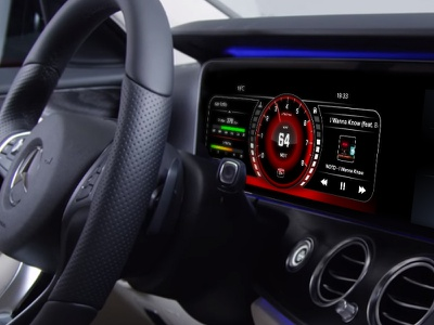 Mercedes Benz E dashboard benz ui dashboard mercedes