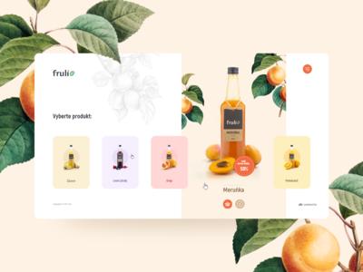 Fruli - design concept