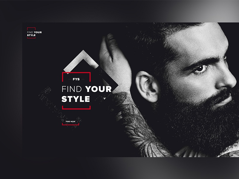 FIND YOUR STYLE rockers hipster hippie lumbersexual lumber personal style style clothing fashion ui ux dark