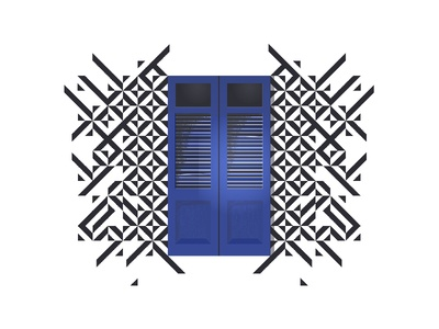 Door Illustration
