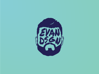 Evan Design Logo logodesign ai logotype graphic design graphic branding logo