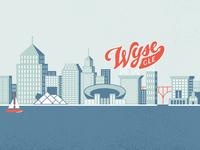 Wyse CLE Skyline