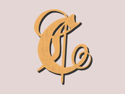 C - 36 Days of Type alphabet type typography lettering 36days-c 36daysoftype