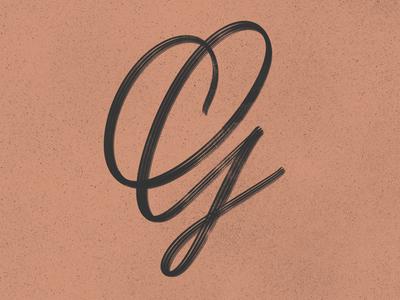 G - 36 Days of Type type lettering typography alphabet 36daysoftype 36days-g