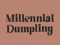 Millennial Dumpling