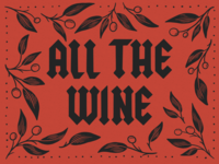 All the Wine