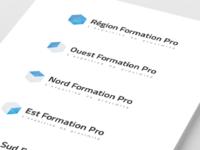 Région Formation Pro identity