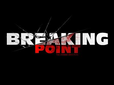 Breaking Point Arma III Logo game design breaking point fps arma zombies logo