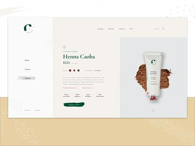 Cosmos natura web ux ui simple shop product minimal logo illustration idenity ecommerce cometics clean brand