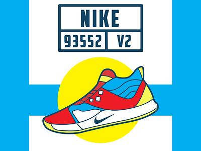 Nike Line art shoes illlustration nike lineart sketch shoes design illustration