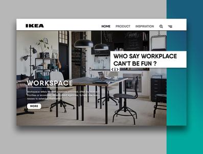 IKEA - Minimalist UI