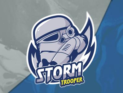Stormtrooper Logo