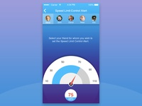 Mobile App Screen UI