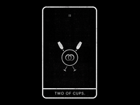 Two of Cups.