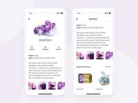 Gemstones Mobile App