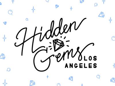 Hidden Gems App Concept