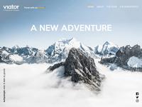 Viator Landing Page - Bunderspitz