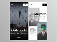 Art Mobile App