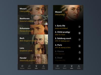 Classical Music Learn App
