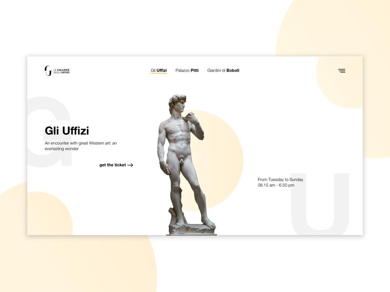 Uffizzi Concept Landing