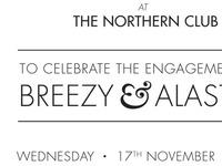 Engagement invite (oldies version)