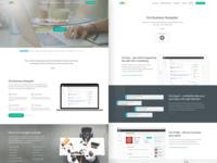 Ora Marketing site re-design