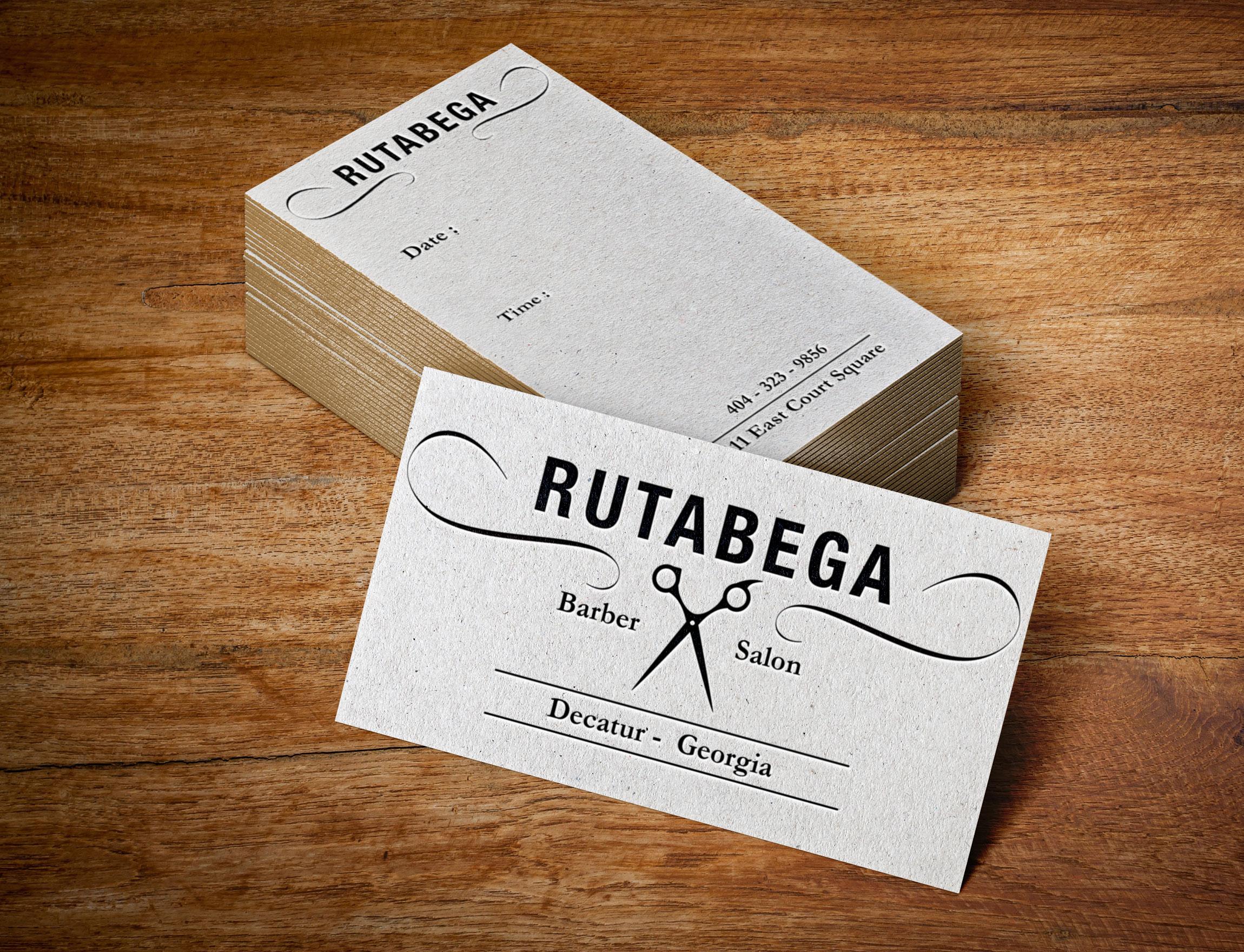 Dribbble rutabega letterpress business cards mockupg by jesse rutabega letterpress business cards mockup reheart Gallery