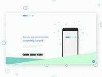 Landing Page (Daily UI #003)