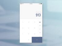 Calculator (Daily UI #004)