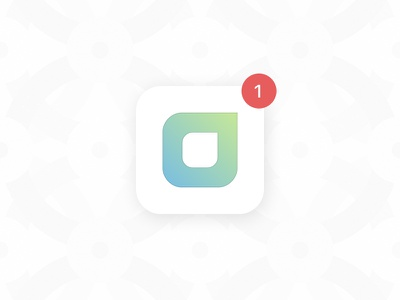 App Icon (Daily UI #005) daily ui 005 005 dailyui challenge logo eckstein app icon app ux ui