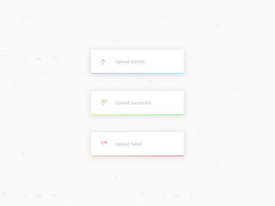 Flash Messages (Daily UI #011) banner notification flash messages ui ux challenge dailyui 011 daily ui 011