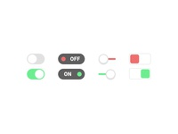 On / Off Switch (Daily UI #015)