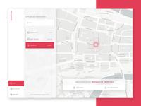 Location Tracker (Daily UI #020)