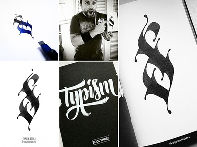Letter S for Typism