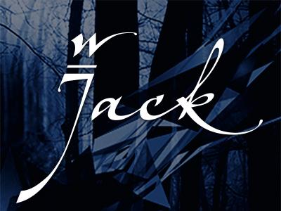 Jack W jack whiskers interaction brand design word mark branding graphic designer typographer typography lettering calligraphy