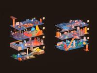Mansion concept