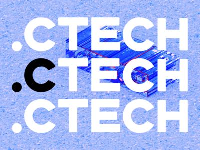 ctech logo 3d