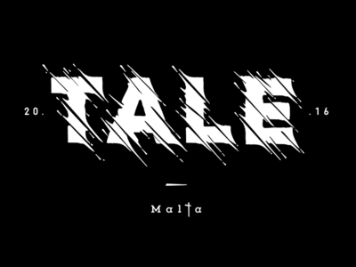"Logo Tale - Hip-Hop and Trap in malta ""Ink"""