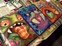 Mini Monster Series