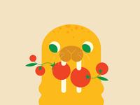 Walrus & Tomato