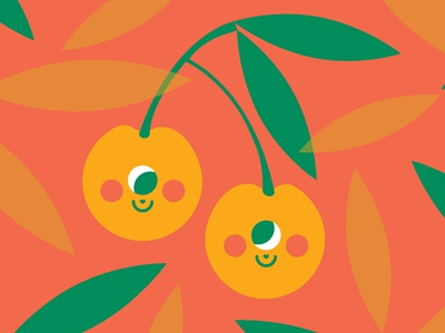 Sweet Cherry Boo, Eye Heart U