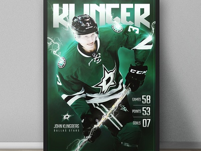 John Klingberg Poster Design