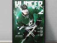 John Klingberg Poster