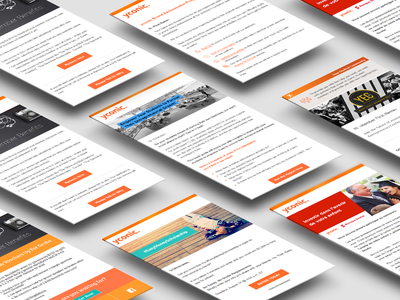 Email Design and Development