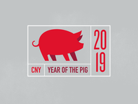CNY Year of the Pig 2019 V3
