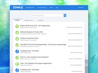 Zone 4 homepage