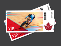 Cycling Canada VIP Ticket