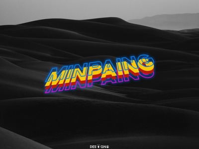 That my name - Min Paing -
