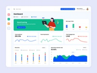 Ecommerce Dashboard Analytics