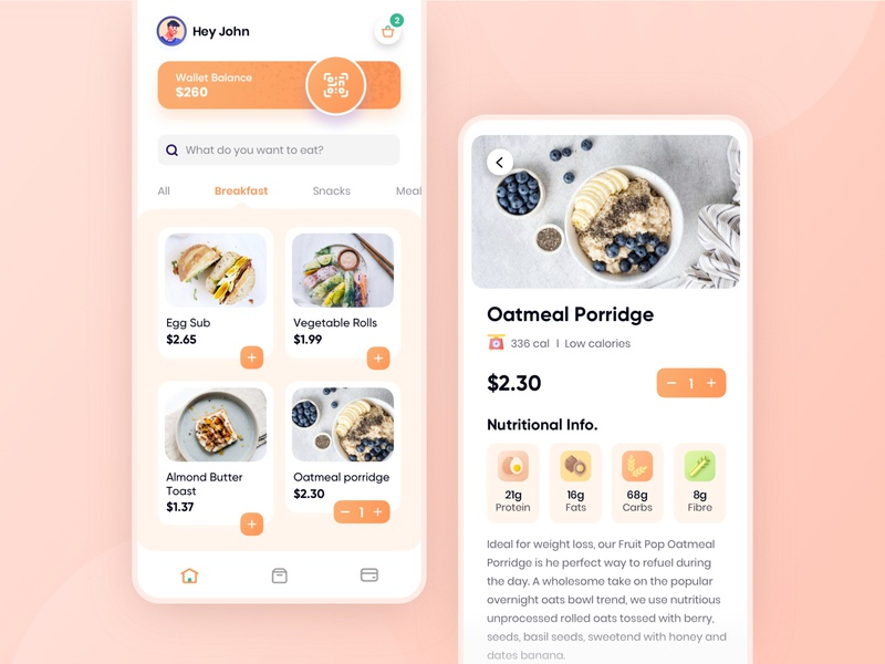 Food Vending App Concept restaurant app grocerydelivery foodelivery illustration dailyui vendingfoodapp vendingmachine deliveryapp foodapp minimal user experience ios interface design ux ui